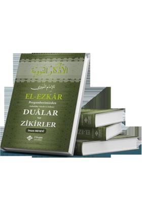 El-Ezkar (Dualar Ve Zikirler)(Ciltli) - İmam Nevevi