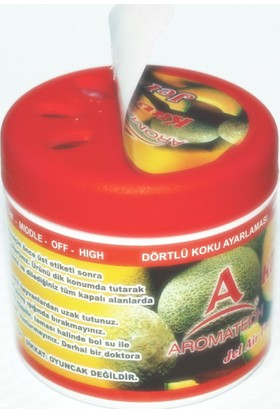 Aromatech Kavun Jel Konserve Ortam Kokusu 102479