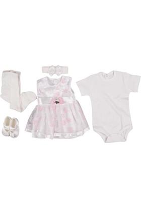 Ponpon Baby Kız Mevlütlük Takım
