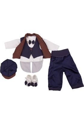 Ponpon Baby Laci Erkek 5'li Mevlütlük Takım