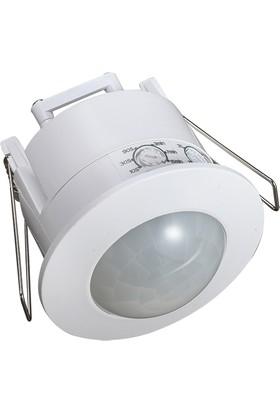 Ack Ay31 01040 Sıva Altı Tavan Tipi Hereket Sensörü 360'