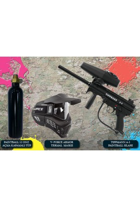 TIPPMANN A-5 PAINTBALL TÜFEK SETİ