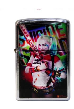 Harley Quinn Good Night Çakmak
