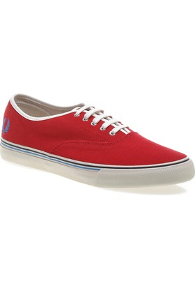 Fred Perry 696-Blood Kingfisher B4251 Fredy Perry 141 Frp Clarence Pique Ayak Ayakkabı