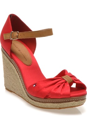 Tommy Hilfiger 611 Fw56816770 Tommy Emery 54D Sandalet