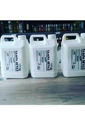 Tampa Beyaz Klasik Paket 4 Adet 5 lt Sabun Kokulu Yuzey Temizliği + Kolonya