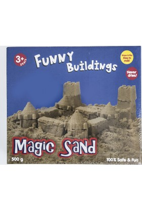 Soobe Magic Sand / Funny Buildings Oyun Kumu