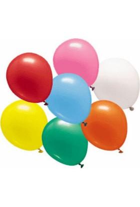 Wildlebend Renkli Balon – 50 Adet