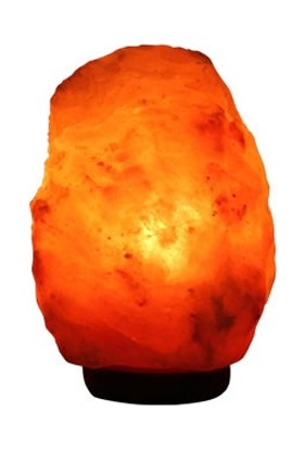 Wildlebend Himalaya Doğal Kaya Tuzu Gece Lambası (4-5 KG)