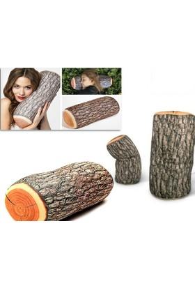 Wildlebend Odun Şeklinde Kütük Yastık