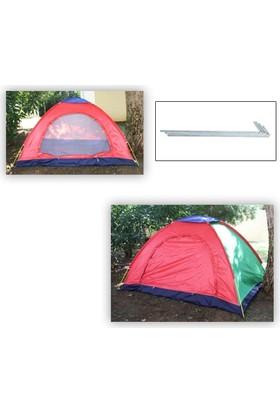 Wildlebend 4 Kişilik Kolay Kurulumlu Kamp Çadırı