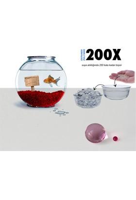 Wildlebend Suda Büyüyen Polymer Vazo ve Akvaryum Taşları