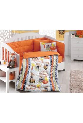 Cotton Box Bebek Uyku Seti Hazine Oranj