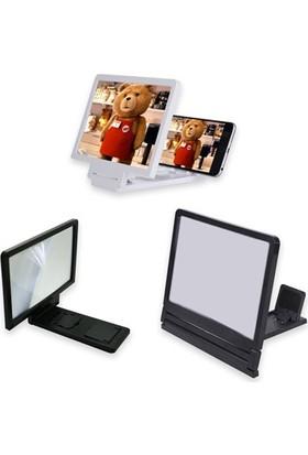 Toptanciniz Telefon Ekran Büyütücü 3D Mercek
