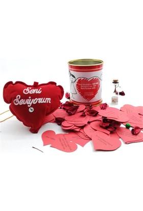 Toptanciniz Romantik Aşk Konservesi
