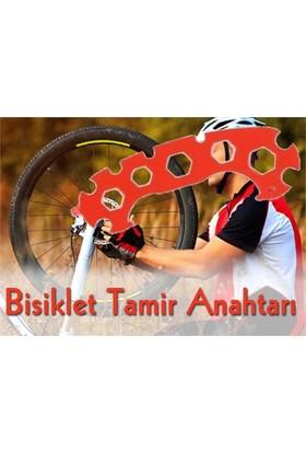 Toptanciniz 15 in 1 Bisiklet Tamir Anahtarı