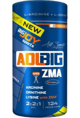 Bigjoy Aolbigzma Aol With Zma Gh Formül 124 Kapsül