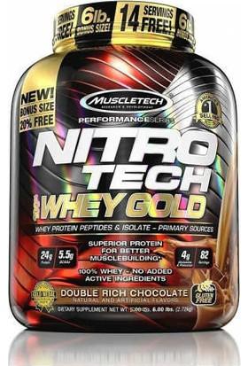 Muscletech Nitrotech %100 Whey Gold Protein 2720 Gr Çikolata