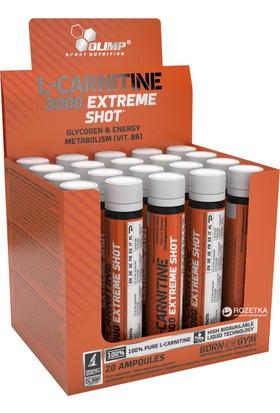 Olimp L-Carnitine 3000 Mg Extreme Shot 20 Ampul Likit Karnitin