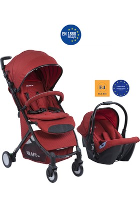 Kraft Mist Travel Sistem Bebek Arabası
