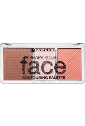 Essence Shape Your Face Contourıng Palette