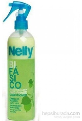Nelly Two Phase Hair Conditioner- Besleyici Spray 400 Ml