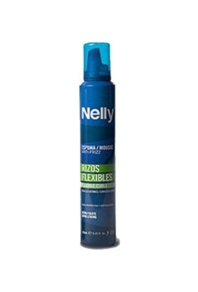 Nelly Mousse Rizos Flexibles 250 Ml