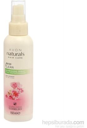 Avon Kiraz Çiçeği Özü İçeren Canlandırıcı Sprey (Sampuan2003) Saç Bakımı