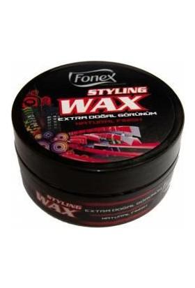 Fonex Extra Doğal Mat Wax 150 Ml