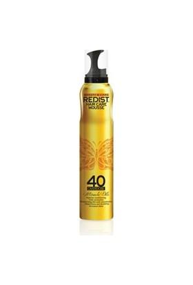 Redist 40 Bitkili Saç Bakım Köpüğü 200 Ml.