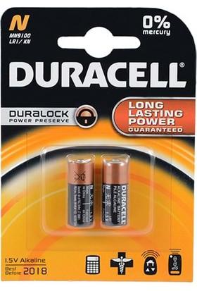 Duracell Mn9100. N. Lr1 1.5V Kumanda Pili K2
