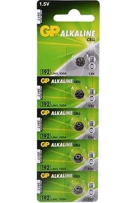 Gp Lr41 192 Alkalin 5Li Blister