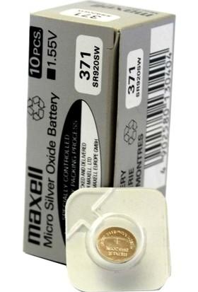 Maxell 371 Sr-920Sw Pil 1Li Blister