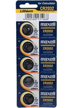 Maxell Cr2032 Pil 5Li Blister
