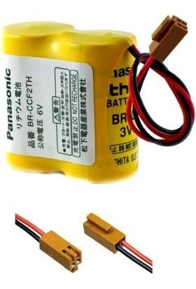 Panasonic Br-Ccf2Th 6 V Lithium Pil