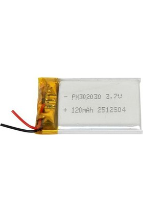 Power-Xtra Px302030 120 Mah Li-Polymer Pil