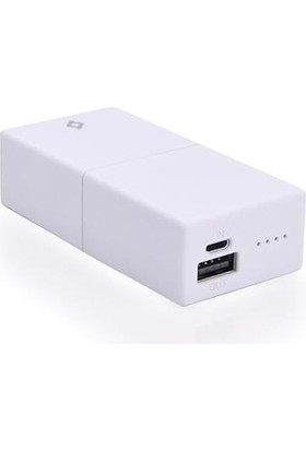 Ttec Powerbar Taşınabilir Şarj Cihazı 5000 Mah 2Bb114B Beyaz