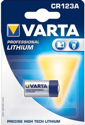 Varta 6205301401 Professional Lithium Cr123A Pil