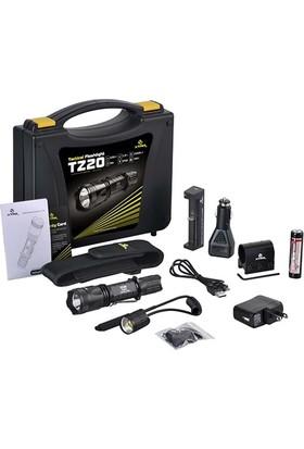 Xtar Tz20 840 Lm Led Fener Seti
