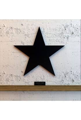 Hangover Blackstar Metal Duvar Tablo