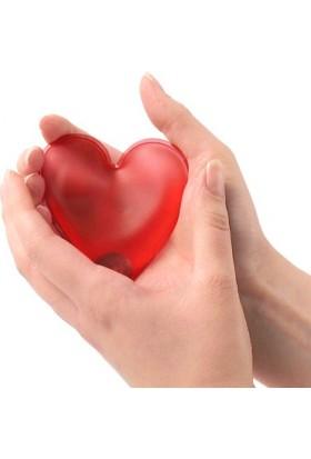 Kalp Şeklinde Sihirli Jel