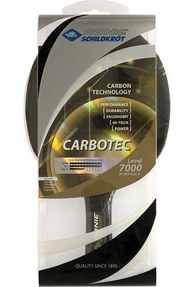 Donic Carbotec 7000 ITTF Onaylı Karbon Masa Tenisi Raketi +Dvd