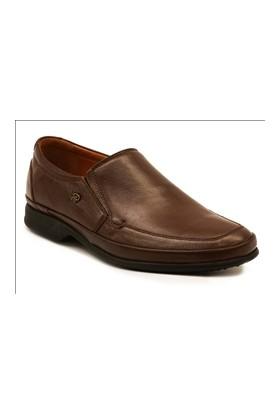 King Paolo A2112 Erkek Deri Günlük Ayakkabı