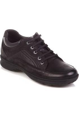 King Paolo H8153 Erkek Deri Günlük Ayakkabı