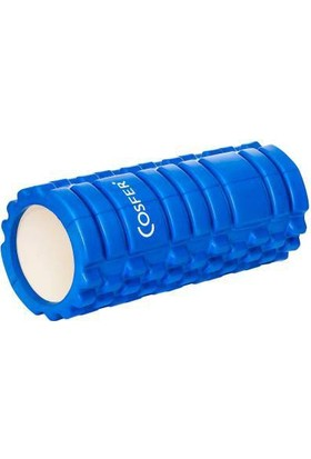 Cosfer CSF56-M Hollow Foam Roller Mavi