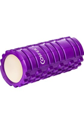 Cosfer CSF56-Mr Hollow Foam Roller Mor