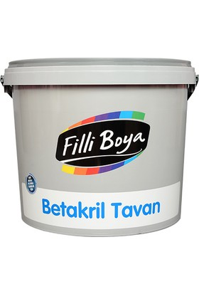 Filli Boya Betakril 10 Kg