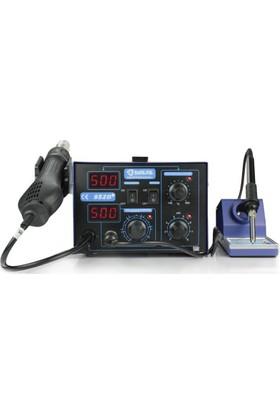 Sunline 852D+ Brushless Sıcak Hava Üflemeli Havya İstasyonu