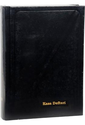 Dilman Kasa Defteri 17X24 320 Yaprak Siyah