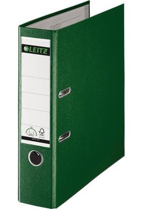 Leitz 1010 Plastik Klasör 180° Geniş Yeşil